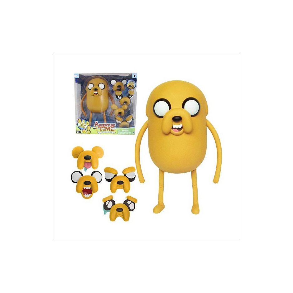 Фигурка Adventure Time Deluxe Jake с меняющимся выражением лиц 20 см