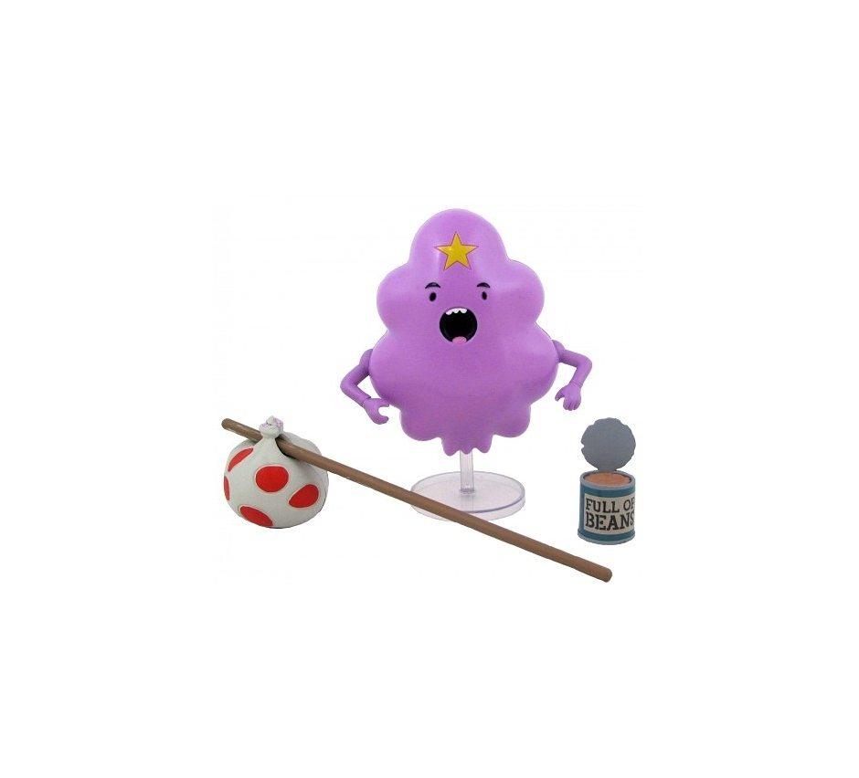 Фигурка Adventure Time. Lumpy Space Princess с аксессуарами 14 см