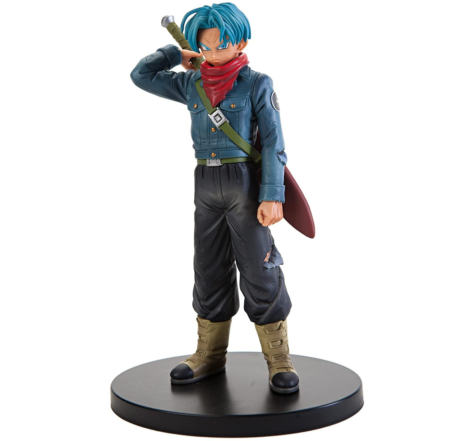 DRAGON Ball DXF The Super Warriors Volume 1 Trunks Action Figure