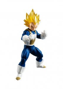 Dragon Ball Styling Vegeta Figure