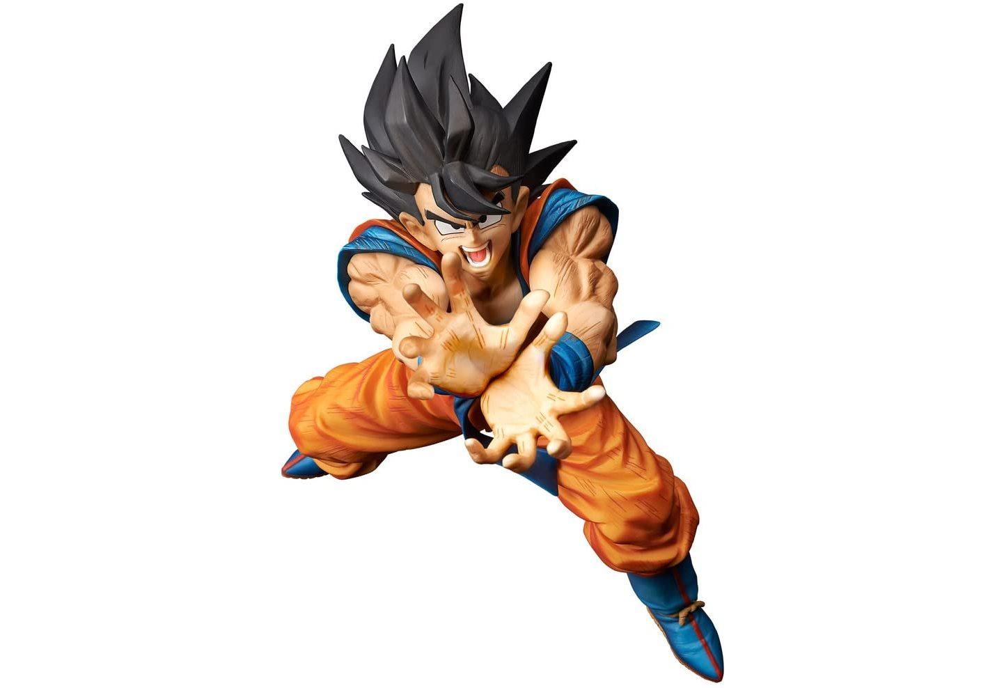 Dragon Ball Z Kamehameha Wave Son Goku Action Figure