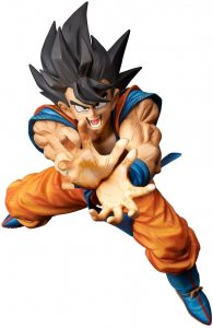 Dragon Ball Z Kamehameha Wave Son Goku Action Figure