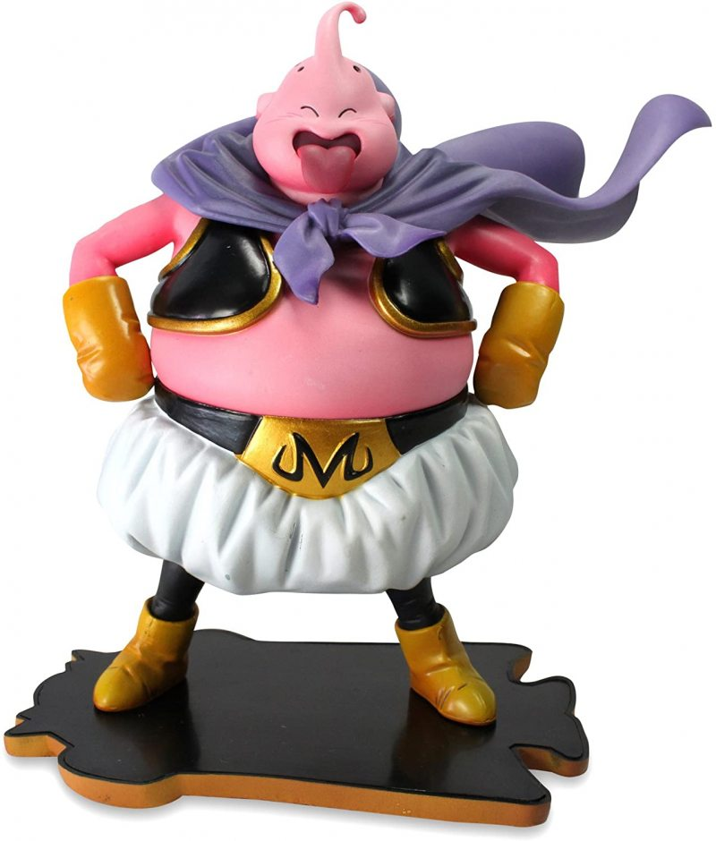 Dragon Ball Z Scultures 3 Majin Boo Action Figure