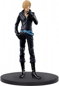One Piece Film Gold Sanji DXF Sculpture, The Grandline Men Volume 4