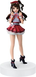 The Idolmaster Uzuki Shimamura Cinderella Girls New Generations Figure