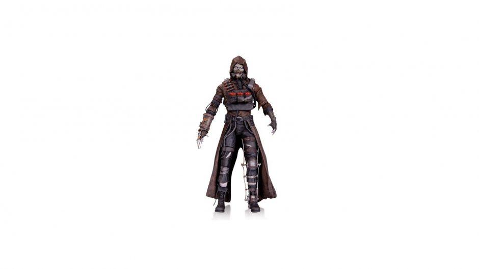 Batman Arkham Knight. Scarecrow