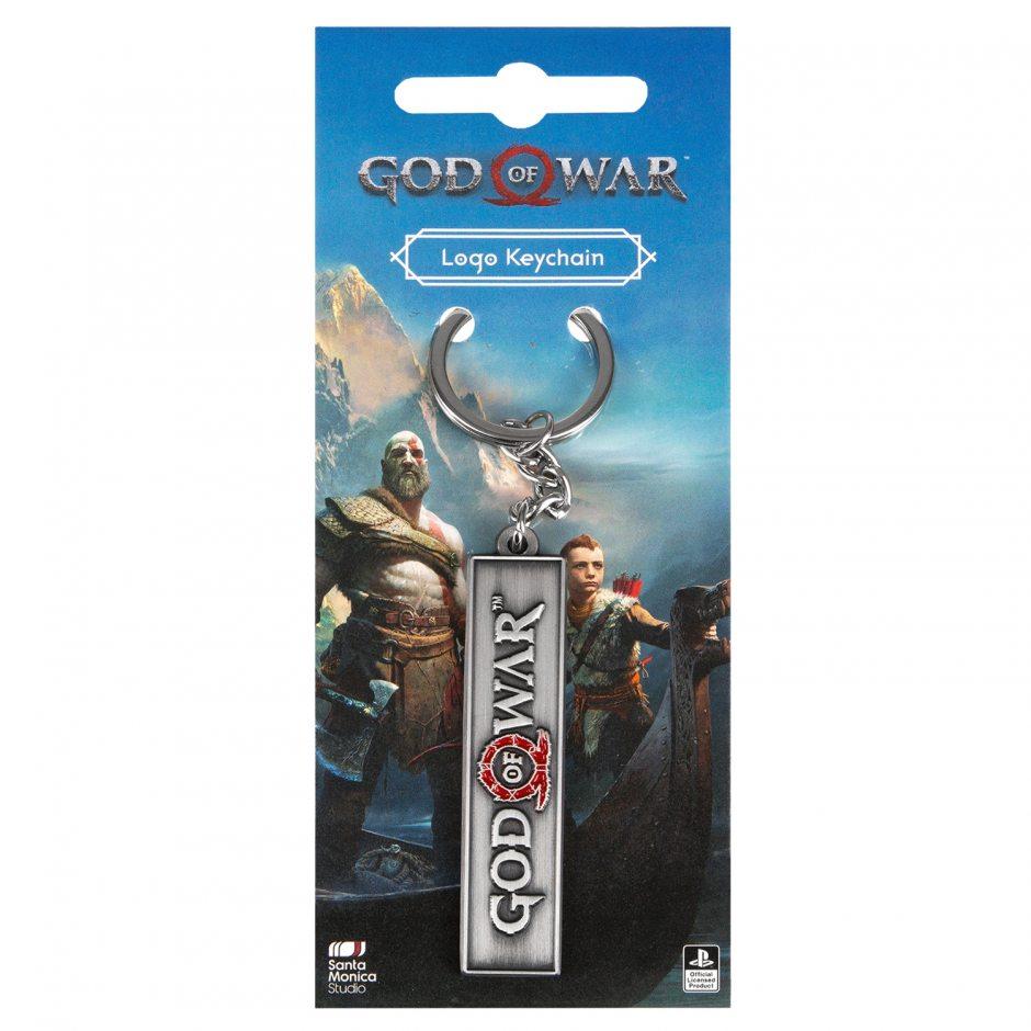 Брелок God of War Logo