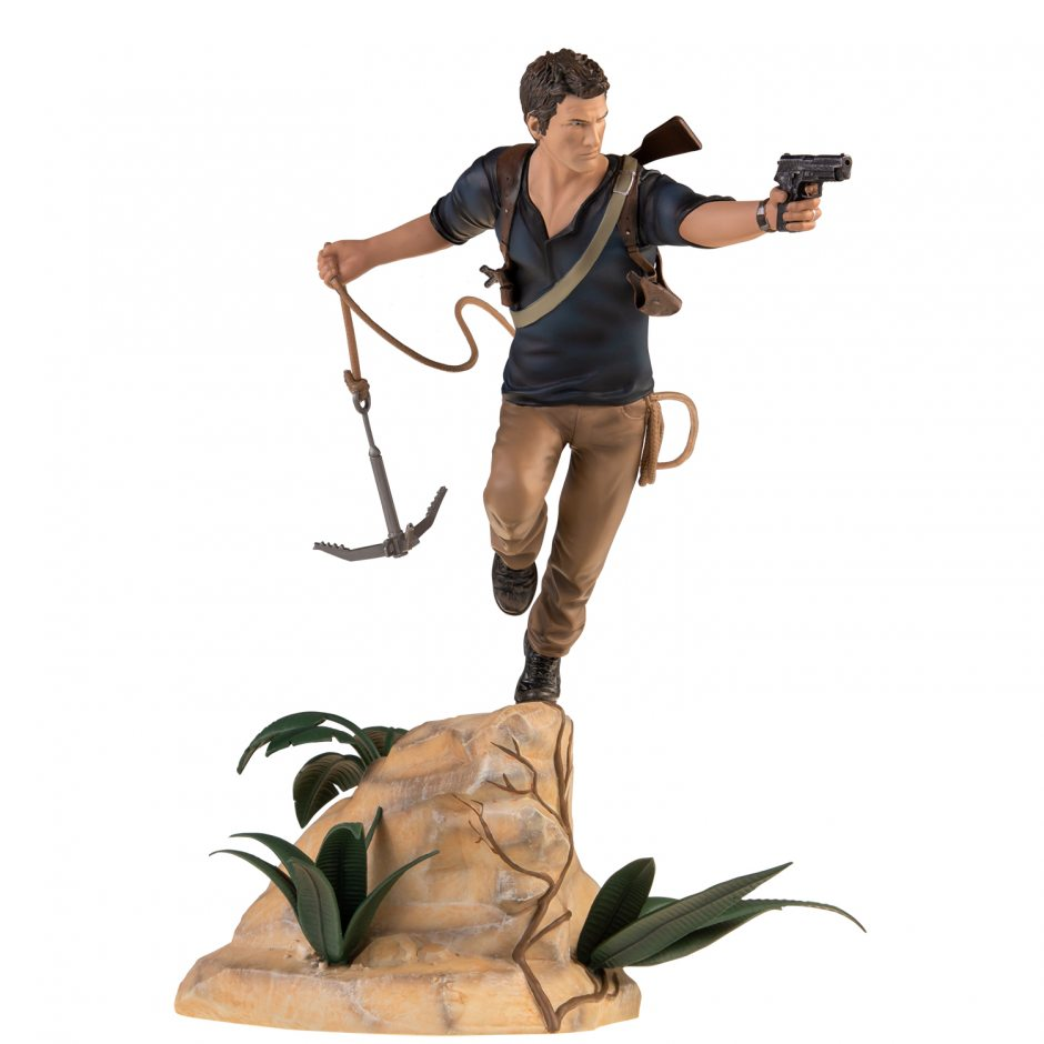 Фигурка Uncharted Nathan Drake.
