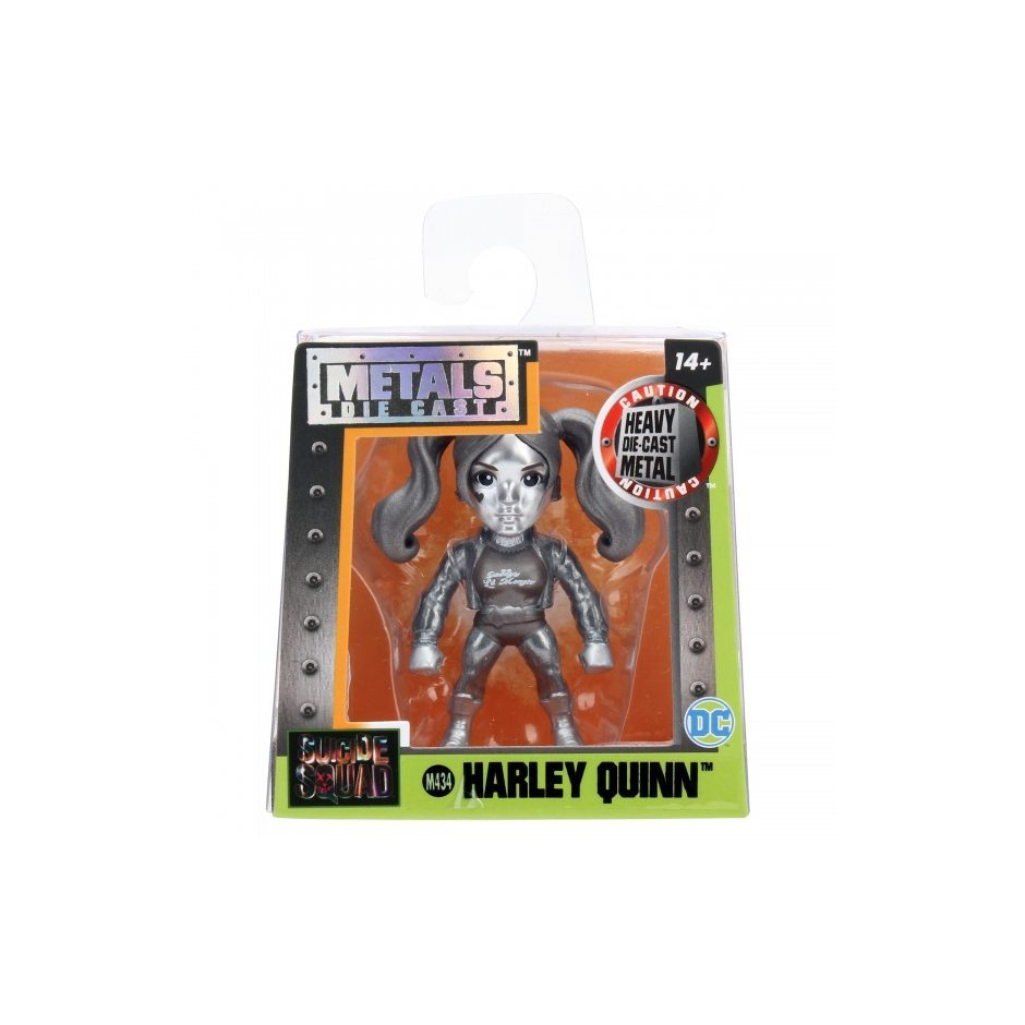 Harley Quinn Bare Metall Chase 6 см