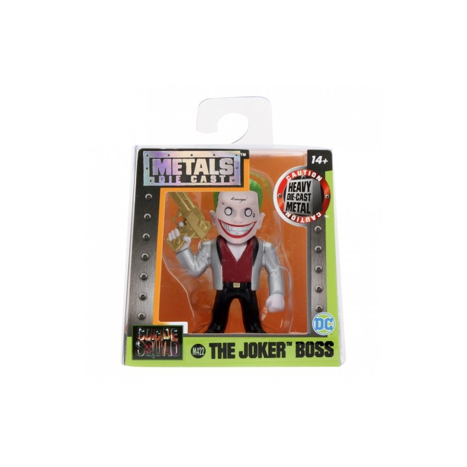 Suicide Squad Joker Boss 6 см