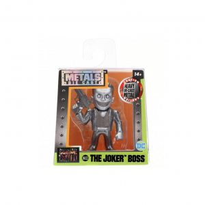 Suicide Squad Joker Boss Bare Metall Chase 6 см