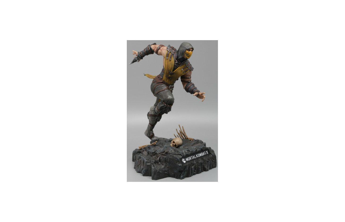 Фигурка Mortal Kombat X: Scorpion 28 см