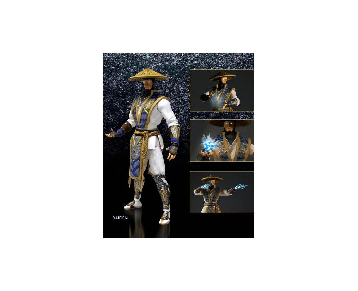 Фигурка Mortal Kombat X. Raiden 15 см