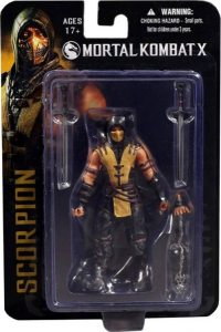 Фигурка Mortal Kombat X. Scorpion 10 см