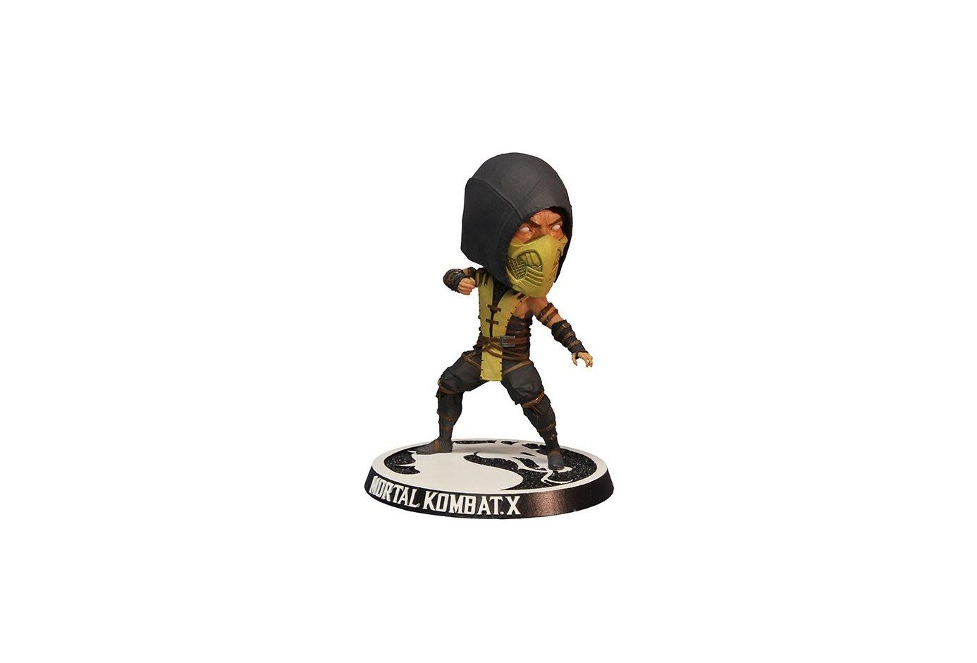Фигурка Mortal Kombat X. Scorpion Bobblehead 15 см