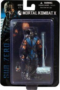 Фигурка Mortal Kombat X. Sub-Zero 10 см