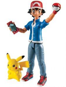 Набор фигурок Pokemon XY. Ash Pikachu
