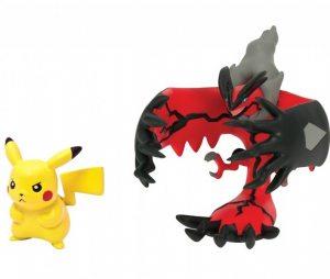 Набор фигурок Pokemon XY. Yveltal Pikachu