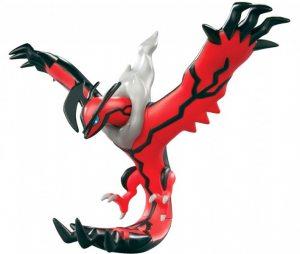 Фигурка Pokemon XY. Yveltal 18 см