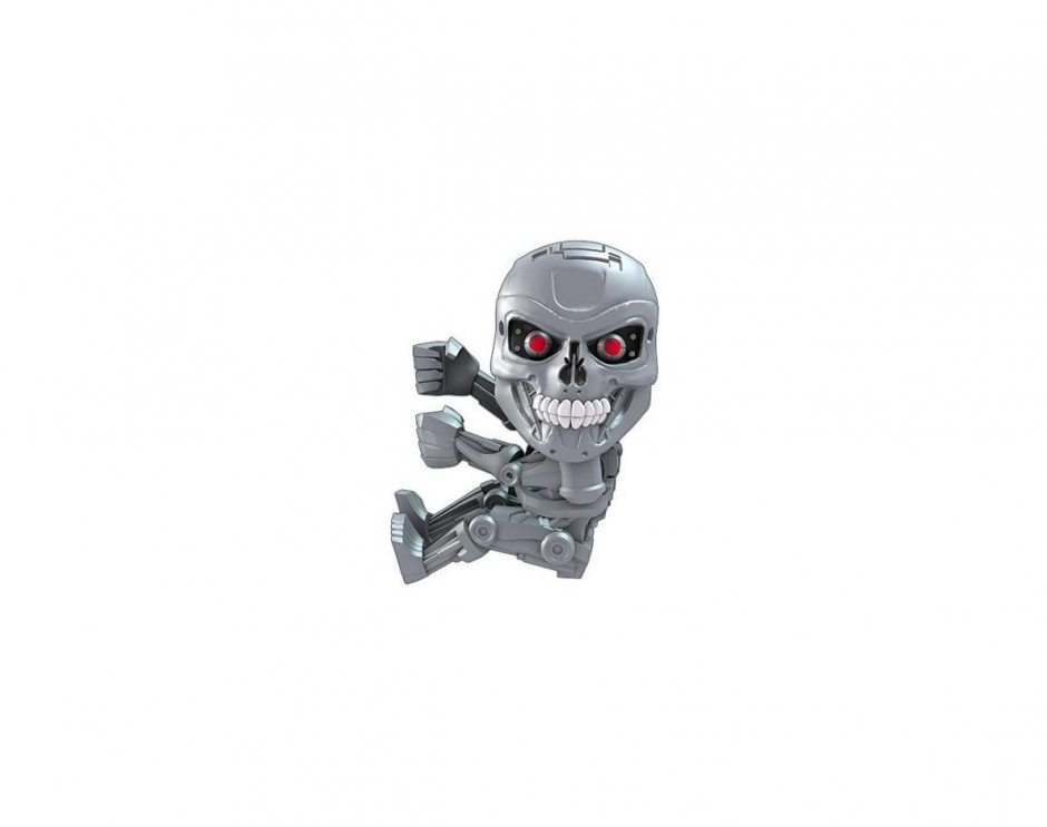 Scalers Terminator Genisys Endoskeleton 5 см