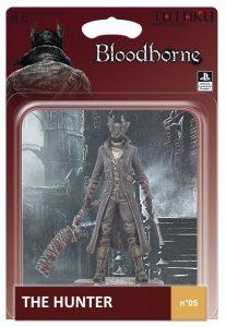 Фигурка TOTAKU Collection: Bloodborne The Hunter 10 см