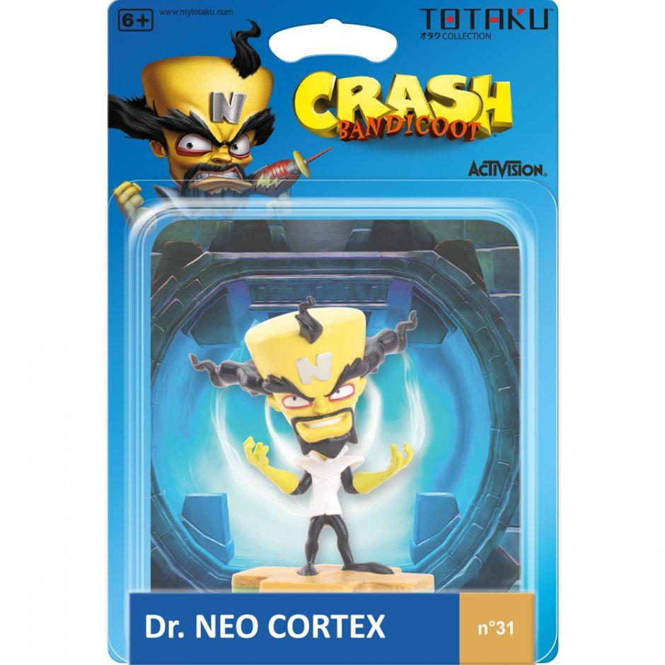 Фигурка TOTAKU Collection: Dr. Neo Cortex 10 см