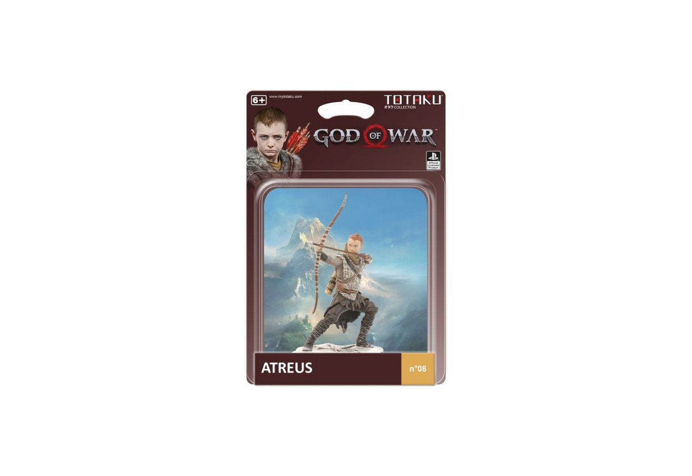 Фигурка TOTAKU Collection: God of War Atreus 10 см