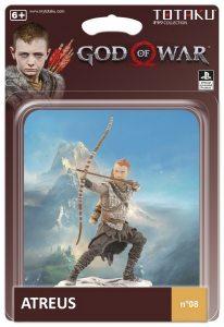 Фигурка TOTAKU Collection: God of War Atreus 10 см