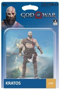 Фигурка TOTAKU Collection: God of War Kratos 10 см