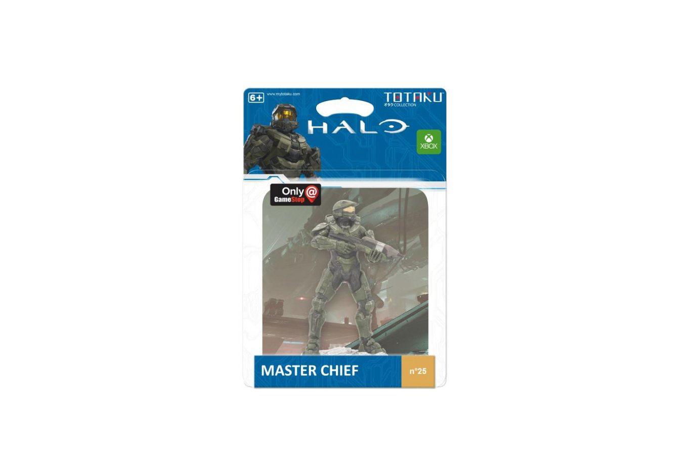 Фигурка TOTAKU Collection: Halo Master Chief 10 см