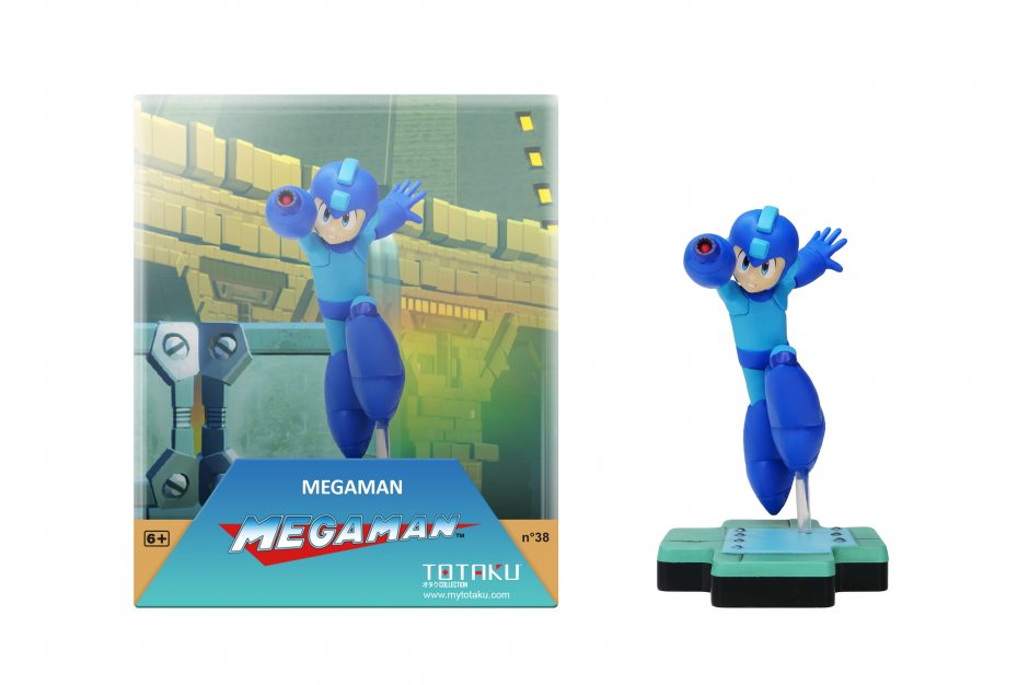Фигурка TOTAKU Collection: Megaman