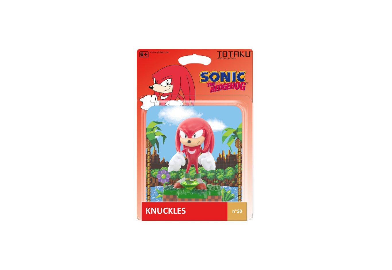Фигурка TOTAKU Collection: Sonic The Hedgehog Knuckles 10 см