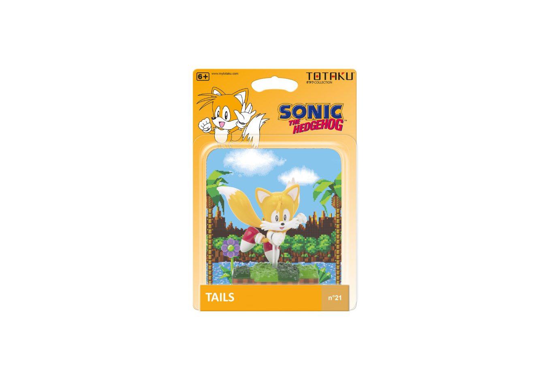 Фигурка TOTAKU Collection: Sonic The Hedgehog Tails 10 см