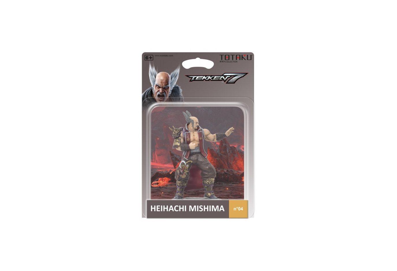 Фигурка TOTAKU Collection: Tekken 7 Heihachi Mishima 10 см