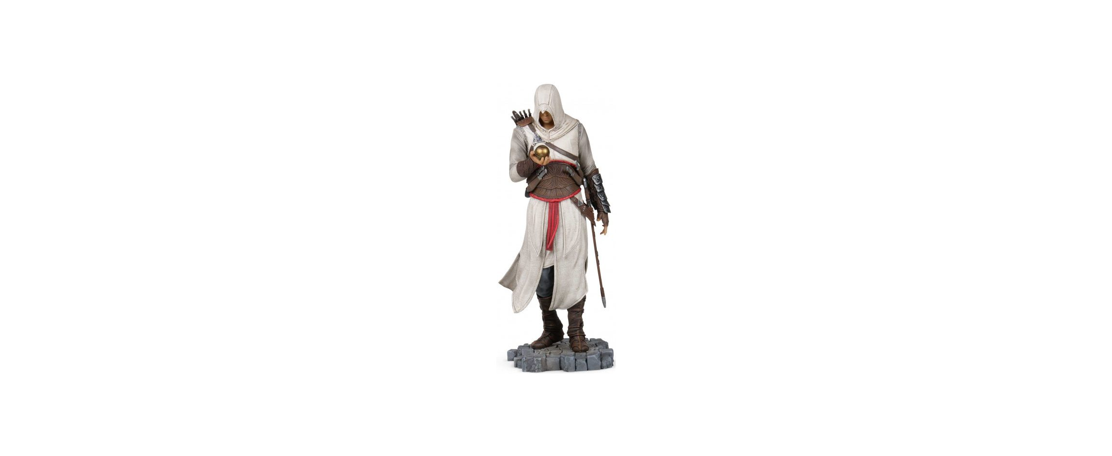 Фигурка Assassin's Creed Altair Apple Of Eden Keeper 24 см