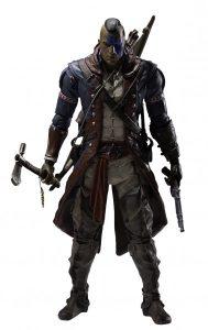 Фигурка Assassin's Creed. Revolutionary Connor 15 см