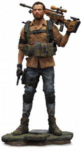 Фигурка Tom Clancy's: The Division 2 Brian Johnson 25 см