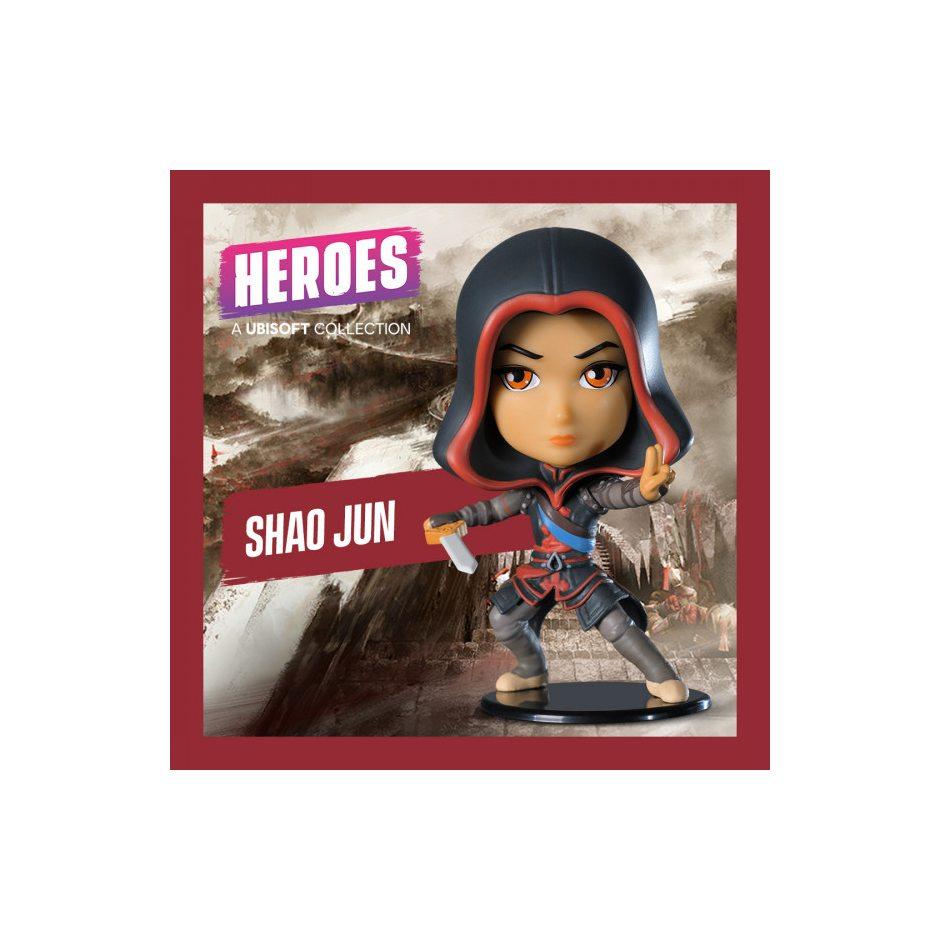 Фигурка Ubisoft Heroes: Assassins Creed Shao Jun 10 см