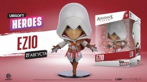Ubisoft Heroes. Ezio