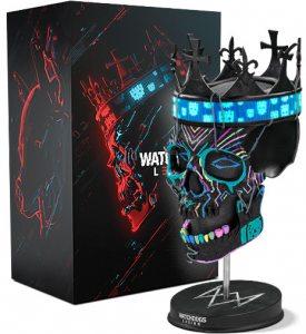 Коллекционный набор Watch Dogs: (Legion Издание без игрового диска)
