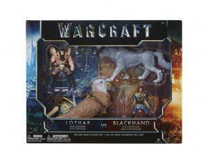 Набор фигурок Warcraft. Battle. 4 в 1