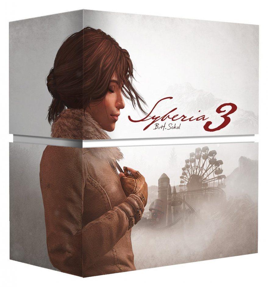 PC Сибирь 3. Коллекционное издание PC