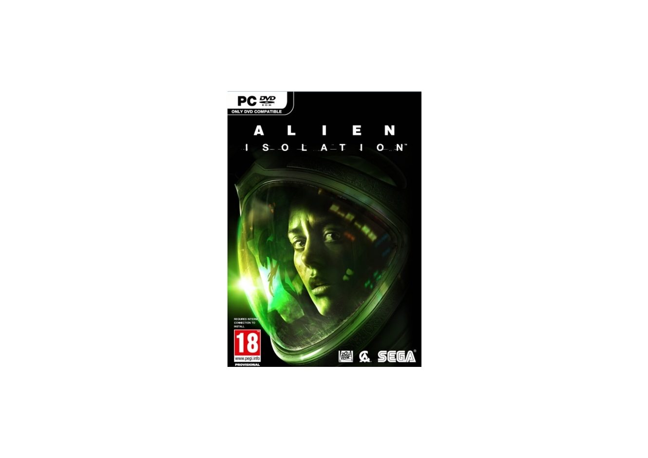 PC Alien Isolation PC