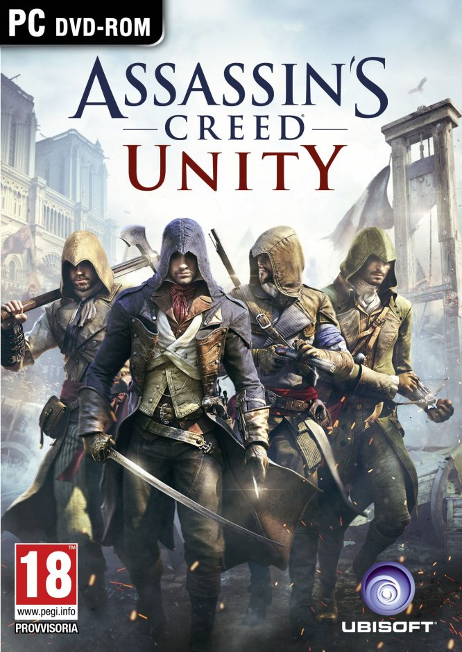 PC Assassin's Creed: Unity PC