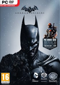 PC Batman: Arkham Origins (Batman: Летопись Аркхема)