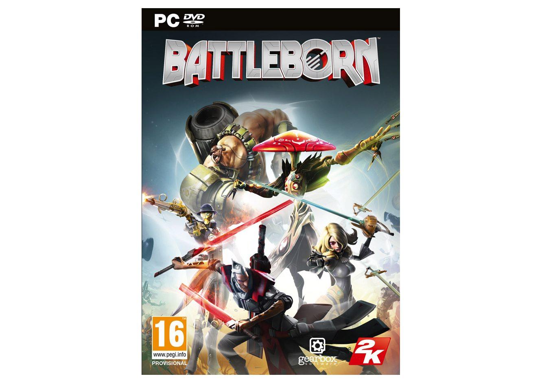 PC Battleborn PC