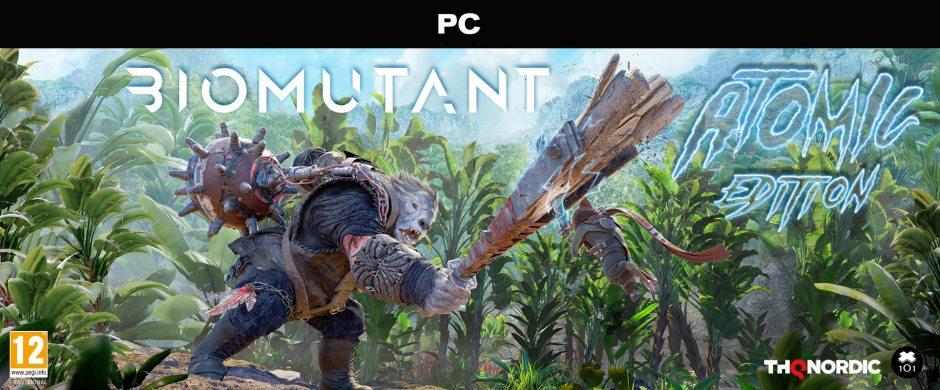 PC Biomutant Atomic Edition PC