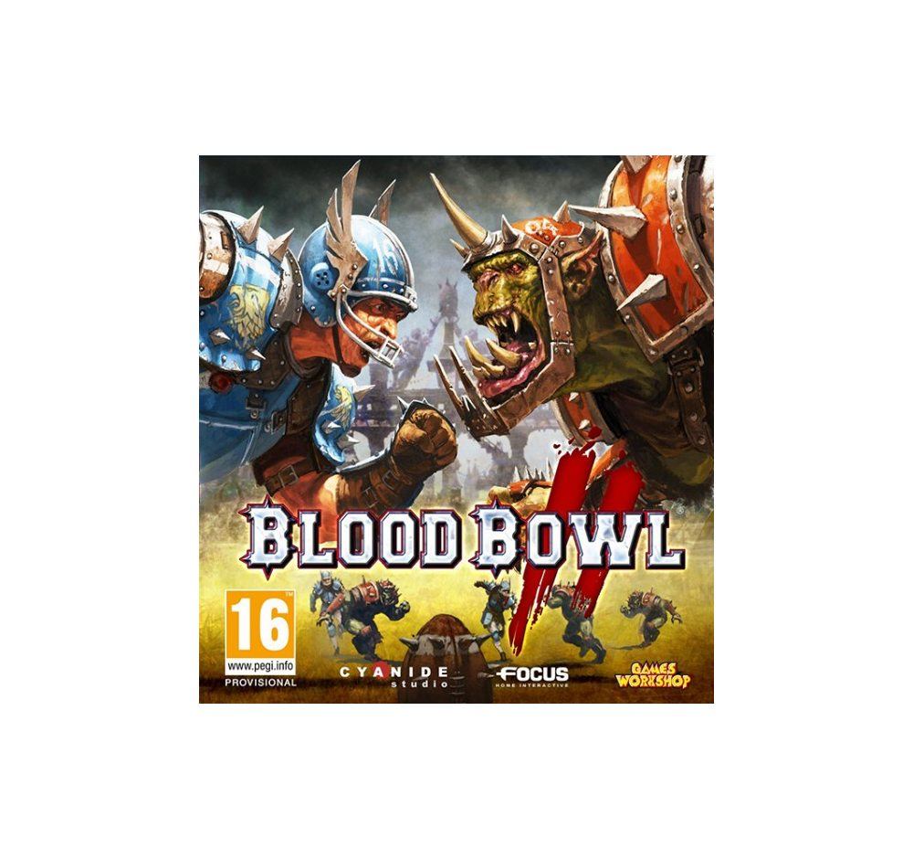 PC Blood Bowl 2 PC
