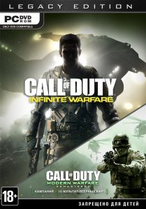 PC Call of Duty: Infinite Warfare. Legacy Edition