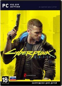 PC Cyberpunk 2077 (код загрузки, без диска)